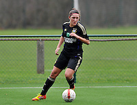 Dames Zulte - Waregem - RSC Anderlecht : Laurence Marchal .foto DAVID CATRY / VROUWENTEAM.BE
