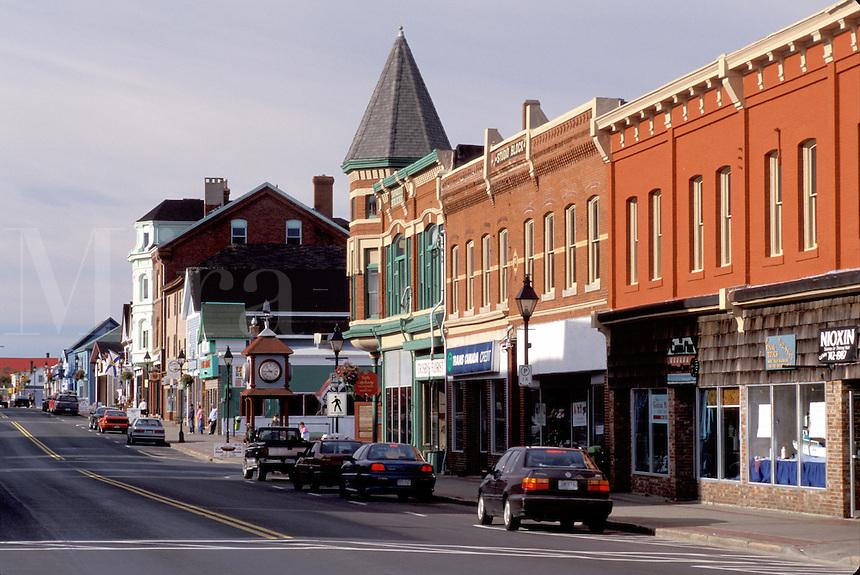 Nova Scotia, Yarmouth, NS, Canada, DowntownYarmouth