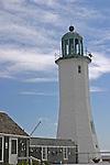 The Scituate Lighthouse, Scituate, MA, New England, U.S.