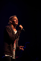 Matisyahu in concert at the Olympia, Montreal, Canada, December 3rd, 2015.<br /> <br /> PHOTO : Vincent Frechette - Agence Quebec Presse