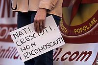 09.05.2019 - Citizenship Law, March of Rights - Legge Di Cittadinanza, Marcia Dei Diritti