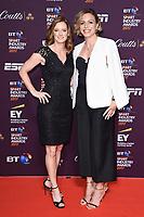 Helen and Kate Richardson Walsh<br /> at the BT Sport Industry Awards 2017 at Battersea Evolution, London. <br /> <br /> <br /> ©Ash Knotek  D3259  27/04/2017
