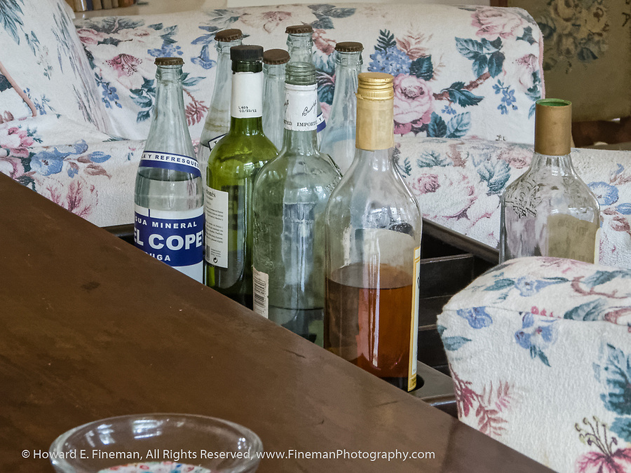 Hemingway's booze