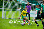 James Jones of Kerry in action against Limerick County in the 2021 Kennedy Cup