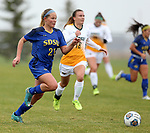 North Dakota State at South Dakota State Women's Soccer