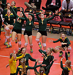 2017 S.D. State Class B Volleyball Championship