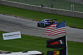 IMSA WeatherTech SportsCar Championship<br /> Continental Tire Road Race Showcase<br /> Road America, Elkhart Lake, WI USA<br /> Friday 4 August 2017<br /> 93, Acura, Acura NSX, GTD, Andy Lally, Katherine Legge<br /> World Copyright: Richard Dole<br /> LAT Images<br /> ref: Digital Image DSC_6271
