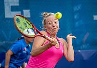 Amstelveen, Netherlands, 7 Juli, 2021, National Tennis Center, NTC, Amstelveen Womans Open,  Semifinal: Yana Morderger (GER)<br /> Photo: Henk Koster/tennisimages.com