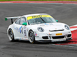 Wesley Hoaglund (48) in action during the V8 Supercars and the Porsche GT3 Cup cars practice sessions at the Circuit of the Americas race track in Austin,Texas. ..