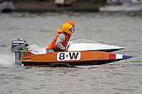 8-W and 1-V (outboard runabout)