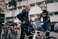 Abi Van Twisk (UK/Trek-Segafredo)<br /> <br /> Team Trek-Segafredo women's team<br /> training camp<br /> Mallorca, january 2019<br /> <br /> ©kramon