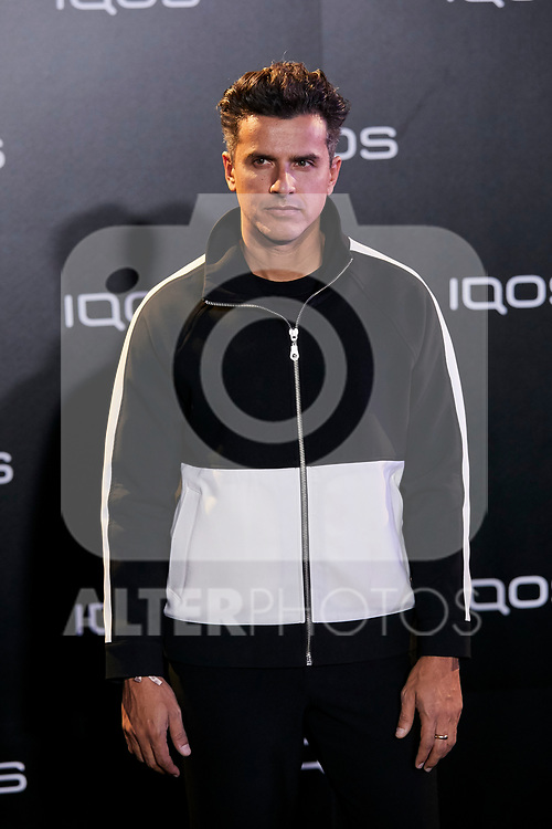 Orson Salazar attends to IQOS3 presentation at Palacio de Cibeles in Madrid, Spain. February 13, 2019. (ALTERPHOTOS/A. Perez Meca)