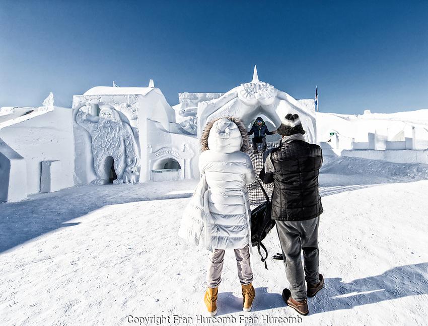 2017 Snowking Castle