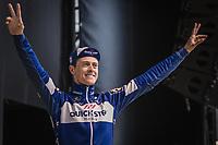 Podium :<br /> Winner Niki Terpstra (NED/Quick Step Floors)<br /> <br /> <br /> 102nd Ronde van Vlaanderen 2018<br /> 1day race: Antwerp › Oudenaarde - BEL (265k)