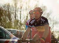 De Ronde van Vlaanderen 2012..Philippe Gilbert post-race