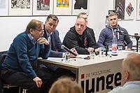 2019/11/12 Politik | Podiumsdiskussion | Fussballfans