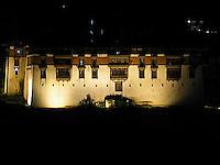 Dzong in Thimpu, Bhutan
