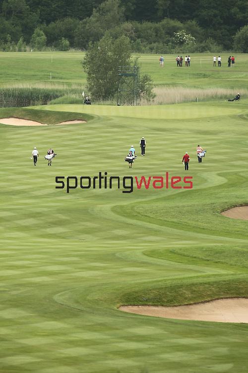 ISPS Handa Wales Open 2012...01.06.12.©Steve Pope