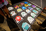 LOUISVILLE, KY - MAY 01: The silks for the Post Position Draw for the Kentucky Derby at at Churchill Downs on May 1, 2018 in Louisville, Kentucky. (Photo by Alex Evers/Eclipse Sportswire/Getty Images)