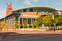 Nationwide Arena in Columbus, Ohio.