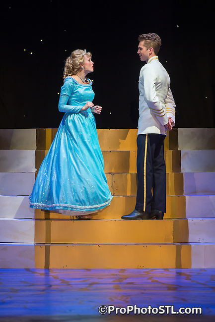 Cinderella presented by STAGES St. Louis at Skip Viragh Center for the Arts at Chaminade in St. Louis, MO on June 18, 2013.