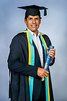 "Monday 10 July 2017<br /> Pictured: Chris Coleman Receiving his Honorary Fellowship<br /> Re: Wales Football Manager, Chris Coleman was today (Monday, July 10th) awarded an Honorary Fellowship by the University of Wales Trinity Saint David (UWTSD) during the first of its Swansea graduation ceremonies in the city's Brangwyn Hall. <br /> Chris Colman 2<br /> <br /> On receiving the award, Chris Coleman said:  ""I've failed as many times as I've achieved but it's not about that, it's about self-belief and perseverance.   You'll have so many doubters along the way - if you haven't got belief in yourself you don't go a long way.  If you haven't got perseverance, your talent doesn't get you through.  If you think you can't, you won't.<br /> <br /> ""Everything I've ever achieved, I've had good people around me.  We've got a good saying, I can't but we can.  Make sure the 'we' are the people you want around you.<br /> <br /> ""With us, I'm the front man, I'm the one who speaks to the media; I pick the team and make the big decisions but I've got a team of people around me to help me with almost everything so I have to delegate well and listen to the good advice.  Surround yourself with good people.  Never be in a comfort zone or you won't achieve anything.<br /> <br /> ""I'm not telling you this because I read it in a book; because I saw it on TV or because someone told me.  I'm telling you because it's my experience."""