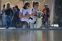 SÃO PAULO,SP, 15.07.2017 - ACIDENTE-TAM - Familiares e amigos realizam homenagem aos 10 anos da queda do avião da TAM JJ-3054 no Memorial 17 de Julho na zona sul de São Paulo, na manhã deste sabado, 15. (Foto: Levi Bianco/Brazil Photo Press)