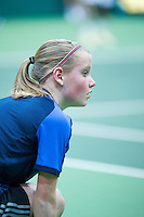 11-02-13, Tennis, Rotterdam, ABNAMROWTT, Ballgirl Suzan Lamens