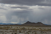 Storm clouds, Ash Meadows National Wildlife Refuge, Nevada