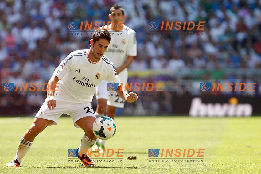 Real Madrid's Isco during La Liga Match. September 01, 2013. (ALTERPHOTOS/Caro Marin) <br /> Football Calcio 2013/2014<br /> La Liga Spagna<br /> Foto Alterphotos / Insidefoto <br /> ITALY ONLY