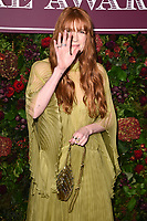 Florence Welch<br /> arriving for the Evening Standard Theatre Awards 2019, London.<br /> <br /> ©Ash Knotek  D3539 24/11/2019