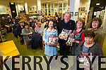 Helen O'Carroll, Curator of the County Museum launched this year's The Kerry Archaeological & Historical Society   'Kerry magazine' at the  Local History Department of Kerry Library, Tralee on Tuesday Pictured Marie O'Sullivan, Fr. Tomas O'Luanaigh (Former President KHS), Helen O'Carroll (Kerry County Museum), Ann Myles (Secretary KHS), Kathleen Brown (KHS)