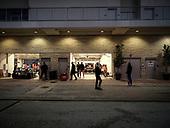 Marcus Ericsson, Chip Ganassi Racing Honda, crew, Felix Rosenqvist, Chip Ganassi Racing Honda