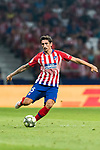 Stefan Savic of Atletico de Madrid in action during their International Champions Cup Europe 2018 match between Atletico de Madrid and FC Internazionale at Wanda Metropolitano on 11 August 2018, in Madrid, Spain. Photo by Diego Souto / Power Sport Images