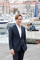 Mipcom Cannes le 17 Octobre 2016 Tom Schilling Photocall The Same Sky
