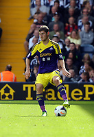 Sunday 01 September 2013<br /> Pictured: Ben Davies.<br /> Re: Barclay's Premier League, West Bromwich Albion v Swansea City FC at The Hawthorns, Birmingham, UK.