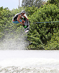 September 13, 2014:  Scenes from the WWA Wakeboard World Championships at Mills Pond Park in Fort Lauderdale, FL.  Men's  Professional Wakeboarder Christian Primrose CAN. Liz Lamont/ESW/CSM