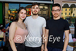 Enjoying the evening in the Crannóg on Friday, l to r: Monika and Kamil Micka, Darragh McGinley.