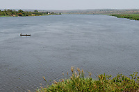 UGANDA, Pakwach, Albert Nile, part of white nile