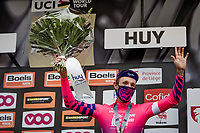 3rd finisher Michael Woods (CAN/EF)<br /> <br /> 84th La Flèche Wallonne 2020 (1.UWT)<br /> 1 day race from Herve to Mur de Huy (202km/BEL)<br /> <br /> ©kramon