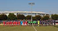 2017 DA U-17/18 Championship, Texans SC Houston vs LA Galaxy, July 16, 2017