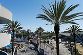 2017 Verizon IndyCar Series<br /> Toyota Grand Prix of Long Beach<br /> Streets of Long Beach, CA USA<br /> Sunday 9 April 2017<br /> Max Chilton<br /> World Copyright: Jake Galstad/LAT Images