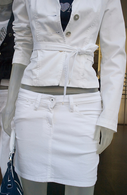 Armani Jeans, Rome, Italy