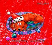 GIORDANO, CHRISTMAS ANIMALS, WEIHNACHTEN TIERE, NAVIDAD ANIMALES, paintings+++++,USGI2566,#XA#