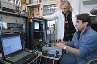 CNR (National Research Council),  Institute for Naval Automation, Robot  Lab....CNR (Consiglio Nazionale delle Ricerche),  Istituto Automazione Navale di Genova, Robot Lab..
