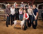 Goat Grand Champion winner Brodie Seever with the crew from Woodbridge Productions who bought his goat at auction during the <br /> <br /> 56th Junior Livestock Auction, Back in the Saddle Again, Sunday at the 82nd Amador County Fair, Plymouth, California<br /> .<br /> .<br /> .<br /> @AmadorCountyFair, #1SmallCountyFair, #VisitAmador, #PlymouthCalifornia, #AmadorCountyFair, #Best4DaysOfSummer, #AmadorCounty, #26thDAA