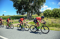 Drapac Cannondale team. Stage Two - Hydro Heat (Cambridge -Roto o rangi - Pukeatea). 2019 Grassroots Trust NZ Cycle Classic UCI 2.2 Tour from St Peter's School in Cambridge, New Zealand on Thursday, 24 January 2019. Photo: Dave Lintott / lintottphoto.co.nz