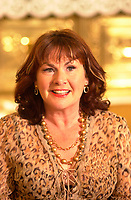 actress Mary Walsh on<br />  the set of MAMBO ITALIANO ,Directed by Emile Gaudreault and co-written with Steve Galluccio , based on his  theater play.<br /> <br /> The son of Italian immigrants to Canada struggles to find the best way to reveal to his parents that he's gay
