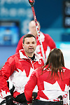 Mark Ideson, PyeongChang 2018 - Wheelchair Curling // Curling en fauteuil roulant.<br /> Canada competes in Wheelchair curling // Le Canada participent au curling en fauteuil roulant. 15/03/2018.