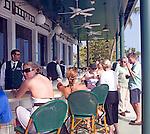 Smith and Wollensky, South Beach, city, Miami, Florida